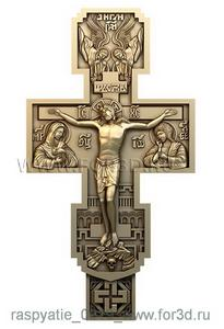 Crucifixion of Jesus 0020 3d stl модель для ЧПУ
