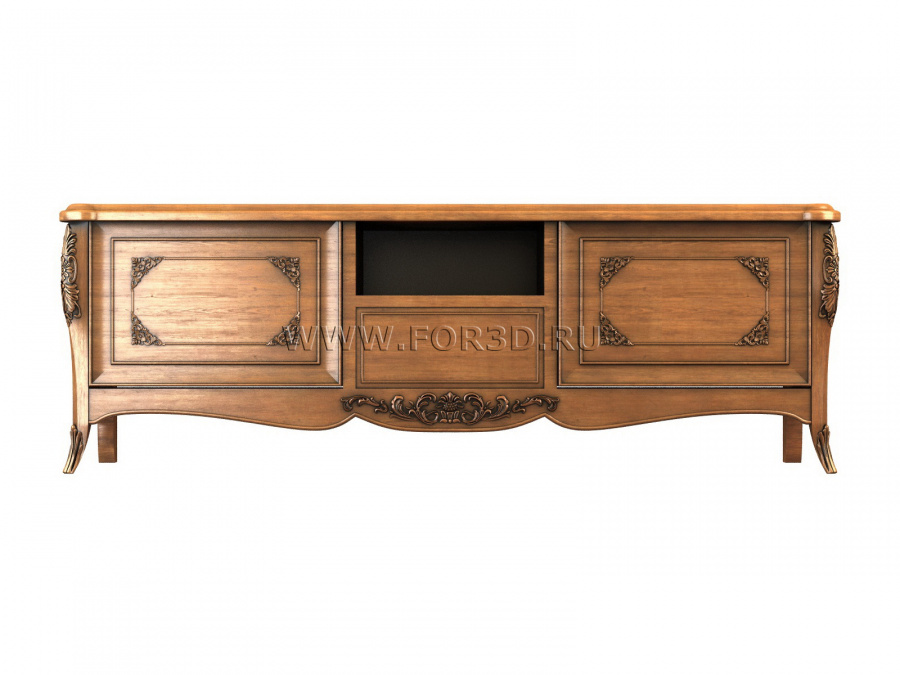 Chest of drawers 0026 3d stl модель для ЧПУ