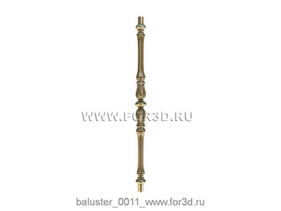 Baluster 0011  machine