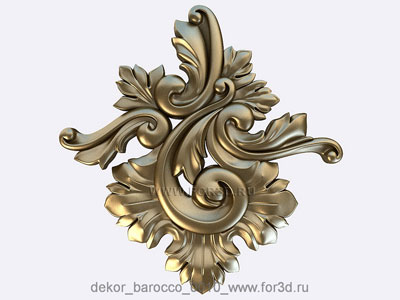 Decor baroque 0010