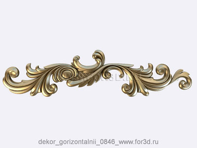 Decor horizontal 0846