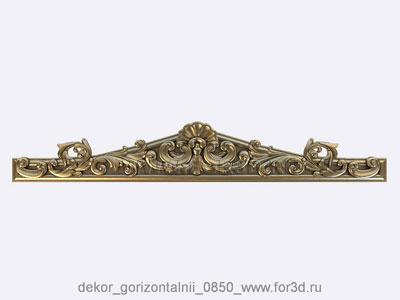 Decor horizontal 0850