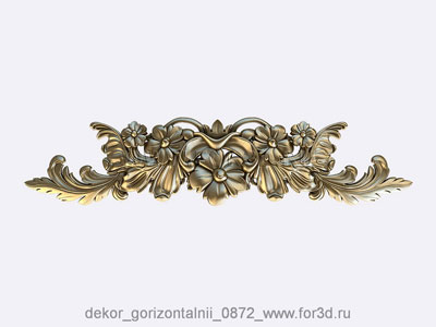 Decor horizontal 0872