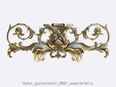 Decor horizontal 0881