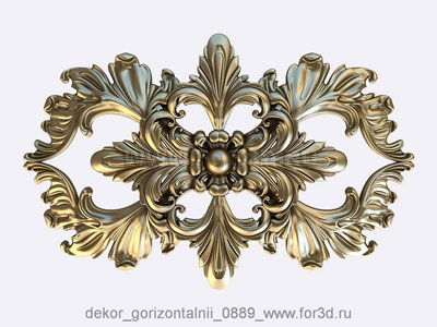 Decor horizontal 0889