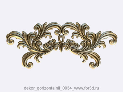 Decor horizontal 0934