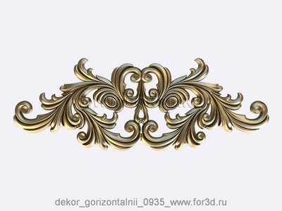 Decor horizontal 0935