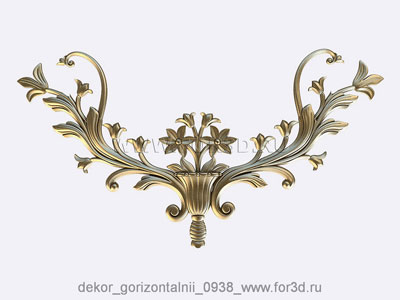 Decor horizontal 0938