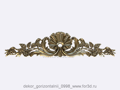 Decor horizontal 0998