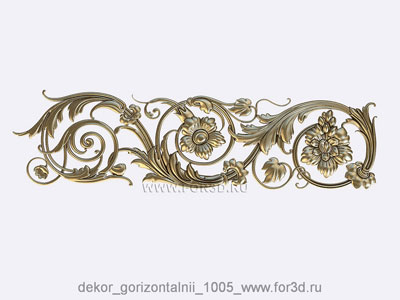 Decor horizontal 1005
