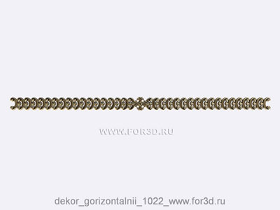 Decor horizontal 1022