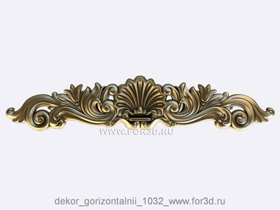 Decor horizontal 1032