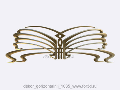 Decor horizontal 1035