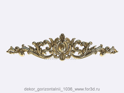 Decor horizontal 1036