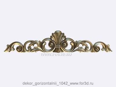 Decor horizontal 1042