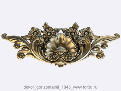Decor horizontal 1045
