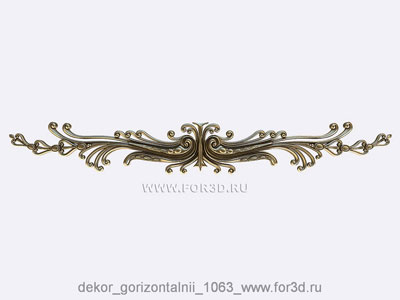 Decor horizontal 1063