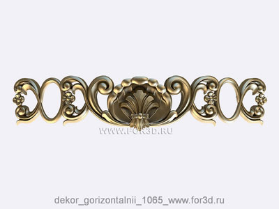 Decor horizontal 1065