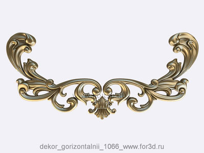 Decor horizontal 1066