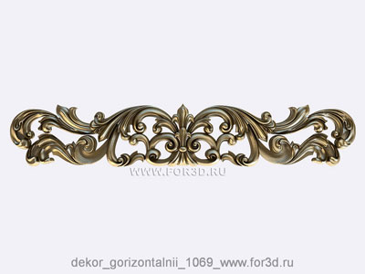 Decor horizontal 1069