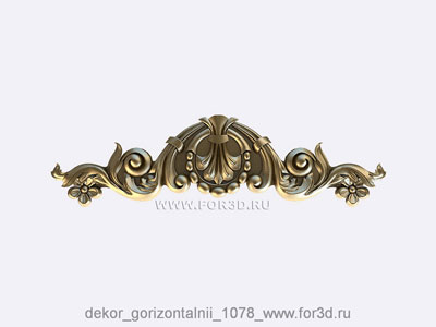 Decor horizontal 1078