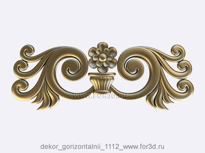 Decor horizontal 1112