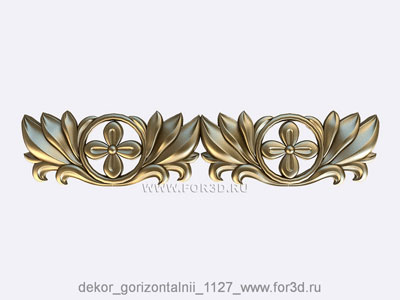 Decor horizontal 1127