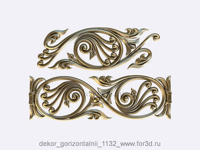Decor horizontal 1132