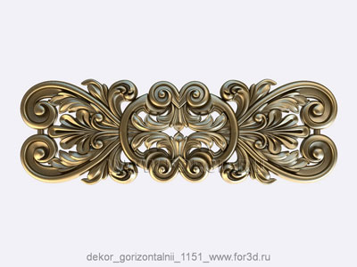 Decor horizontal 1151