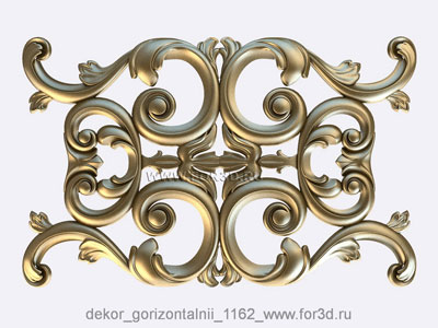 Decor horizontal 1162