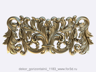 Decor horizontal 1183