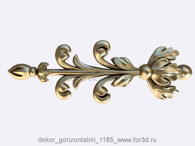 Decor horizontal 1185