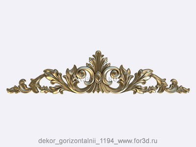 Decor horizontal 1194