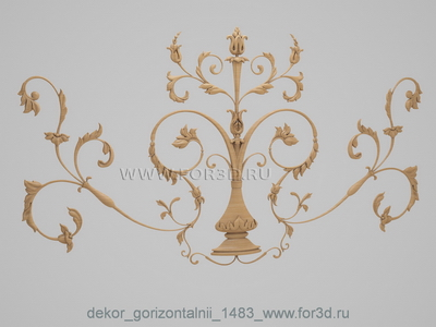 Decor horizontal 1483