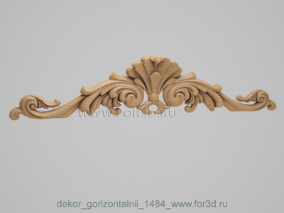 Decor horizontal 1484