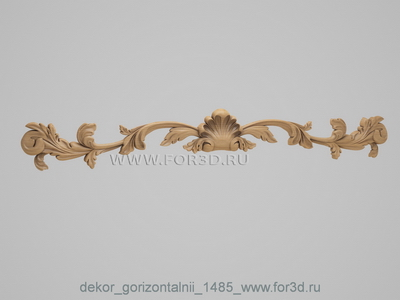 Decor horizontal 1485