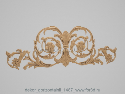 Decor horizontal 1487