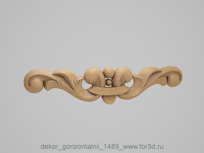 Decor horizontal 1489