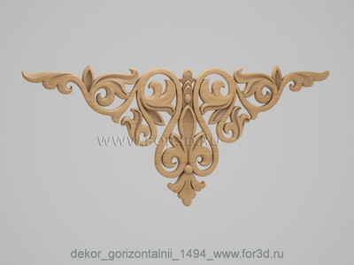 Decor horizontal 1494