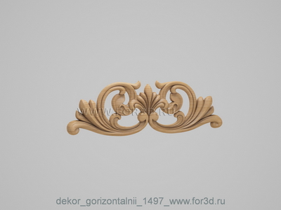 Decor horizontal 1497