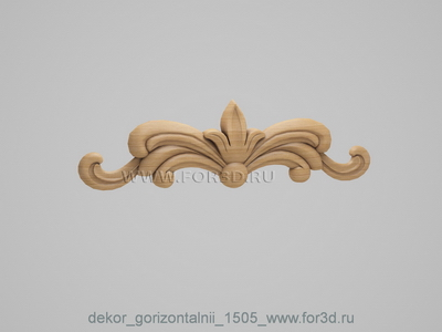 Decor horizontal 1505