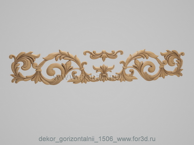 Decor horizontal 1506