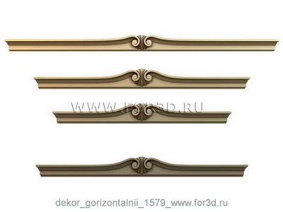 Decor horizontal 1579