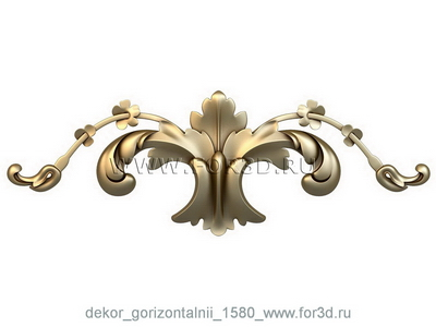 Decor horizontal 1580
