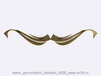 Decor horizontal standart 0020