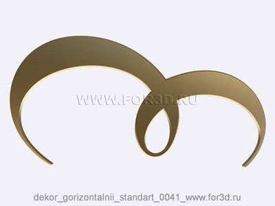 Decor horizontal standart 0041