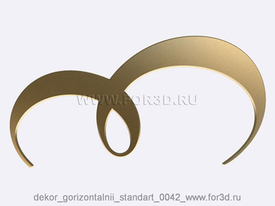 Decor horizontal standart 0042