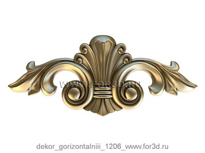 Decor horizontal 1206