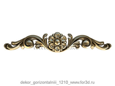 Decor horizontal 1210