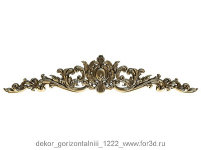 Decor horizontal 1222